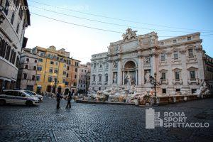 Roma, città spaventata, Roma città spogliata