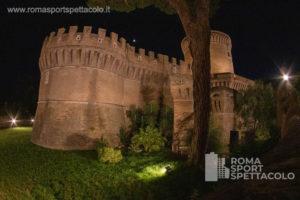 Ancora una nuova illuminazione dei luoghi 'cult' di Roma