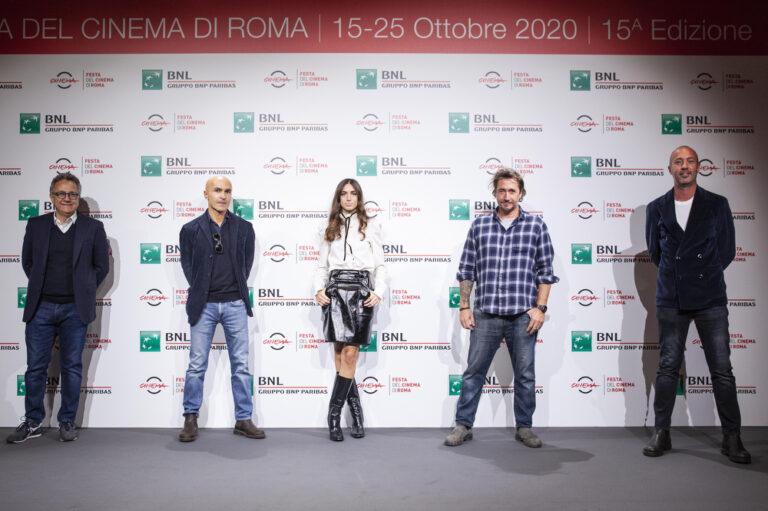 Photocall di Michiamo Francesco Totti