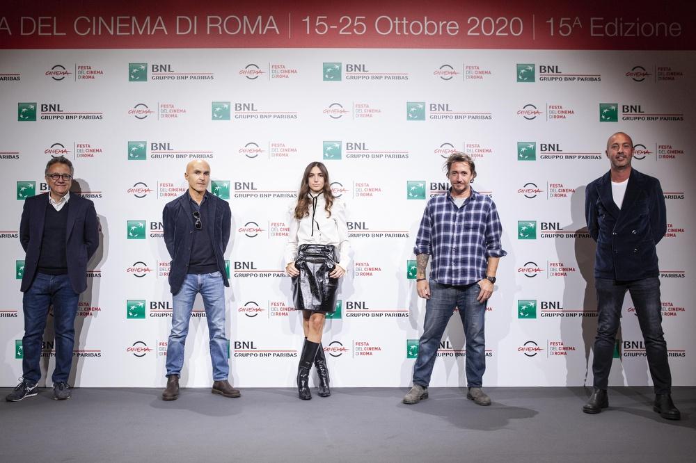 """""""Mi chiamo Francesco Totti"""": un film sull'icona romana del calcio alla Festa del Cinema di Roma"""
