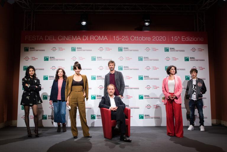RFF Photocall Cosa Sarà