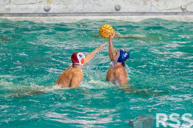 SS Lazio Nuoto, Derby, Pallavolo