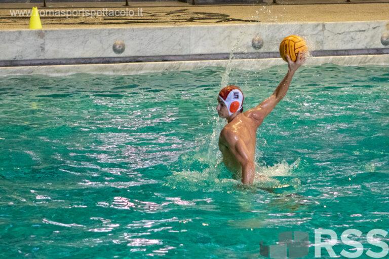 Pallanuoro, Serie A1, Roma Nuoto, attacco