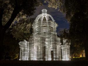 Back To Nature: installazioni artistiche a Villa Borghese