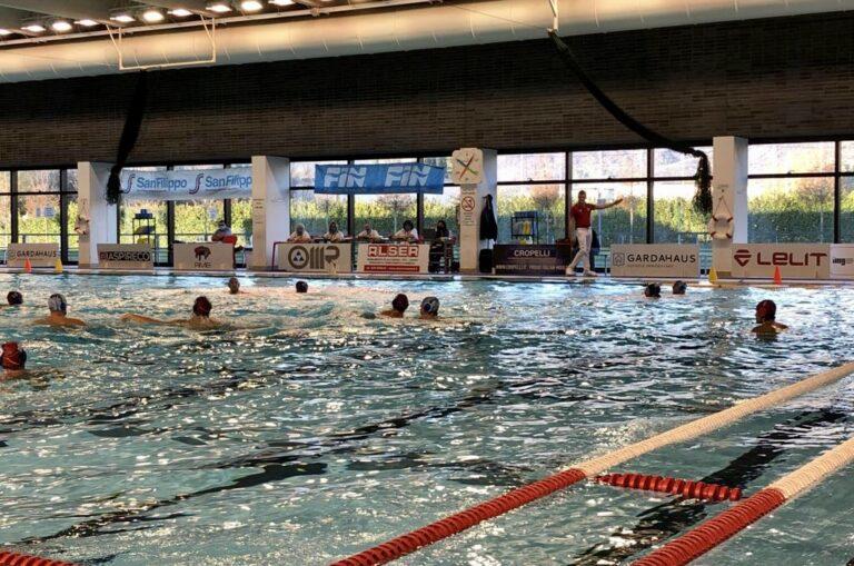 Brescia-Roma Nuoto, Pallanuoto, campionato A1 2020-2021
