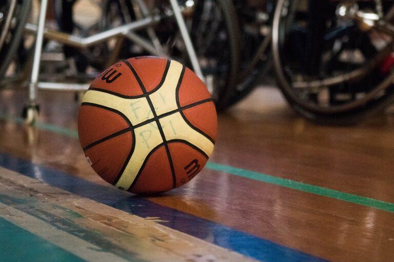 Basket in carrozzina - Archivio FIPIC