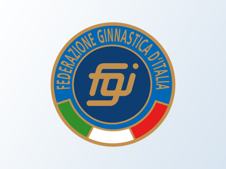 Federazione italiana Ginnastica Logo