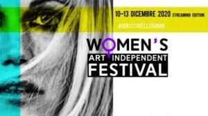 Al via la prima edizione del Women's Art Indipendent Festival