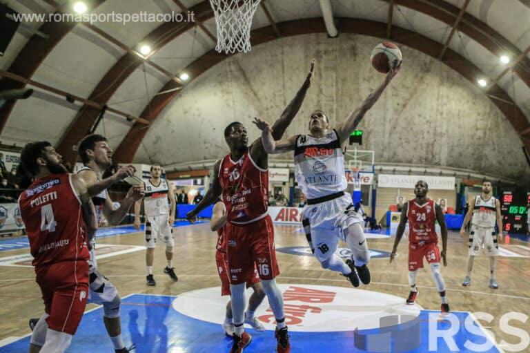 Atlante Eurobasket Roma