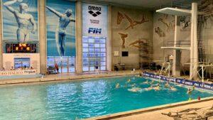 La Roma Nuoto si inchina in casa al Brescia