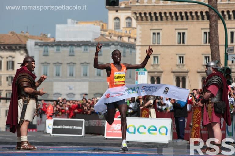 Maratona di Roma 2018 - Arrivo