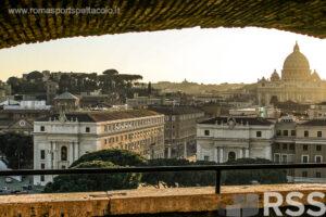 Non è la vita a spezzare i pini di Roma