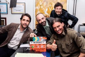 Daniele Malavolta firma la regia del suo nuovo film Gli speciali. Iniziate le riprese a Roma