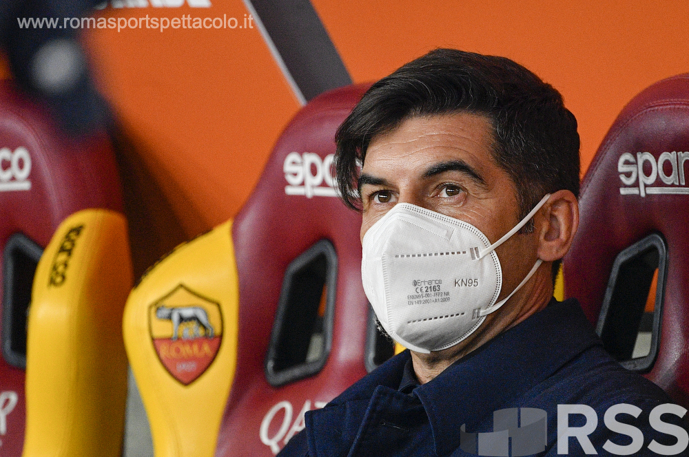 Fonseca Allenatore AS Roma
