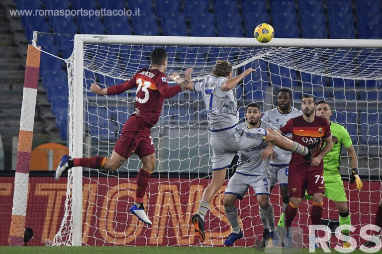 Ci pensi La lega. Roma Verone 2021