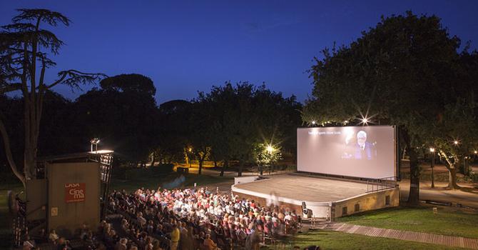 La Casa del Cinema di Roma