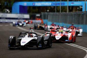 Qualifica e super pole della domenica del campionato ABB FIA Formula E