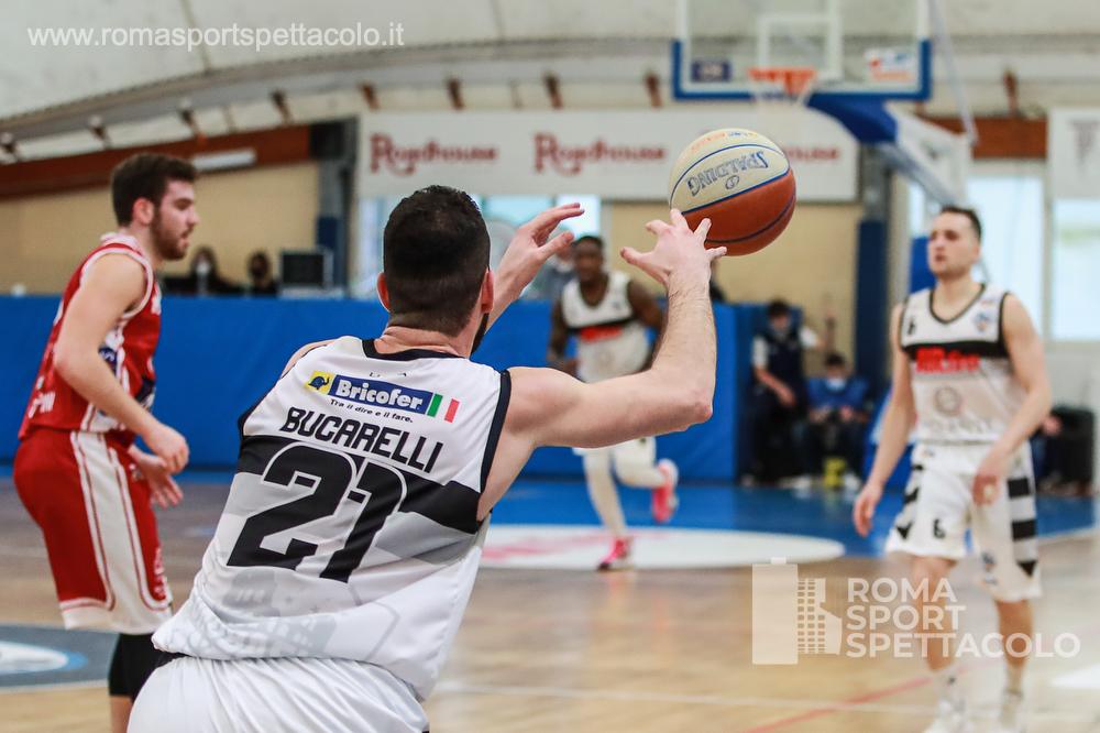 Atlante Eurobasket - Chieti Basket