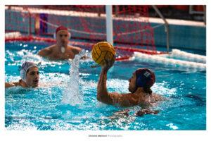 La Roma Nuoto sconfitta in casa dal Quinto nel girone G di Pallanuoto