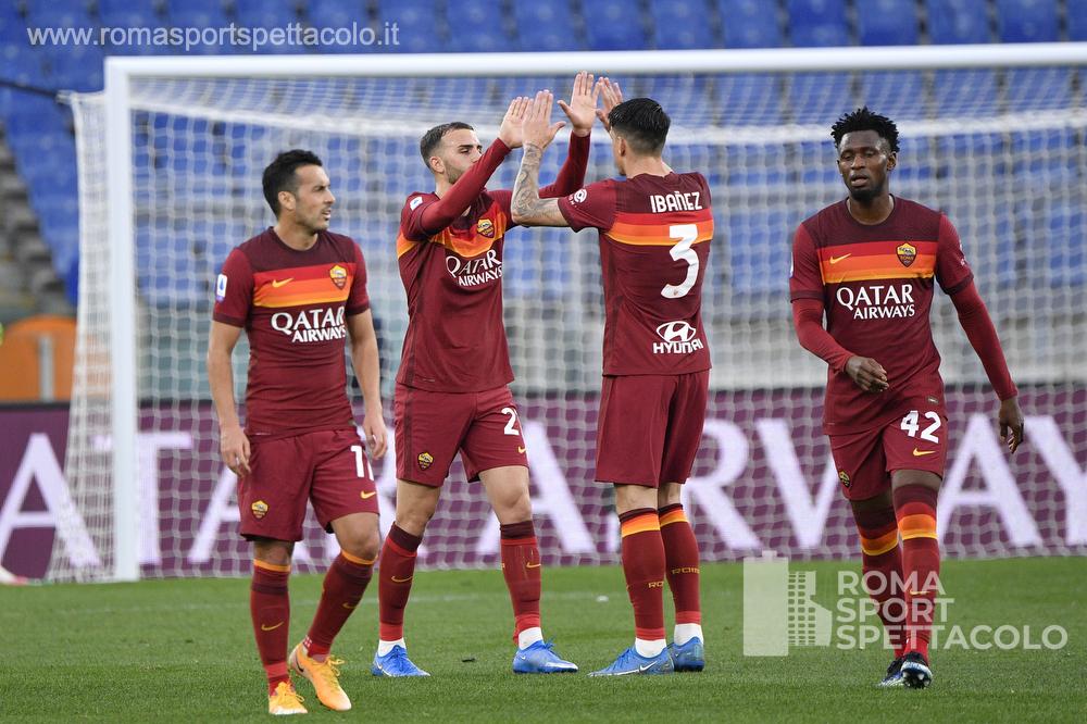 Roma Bologna 1-0