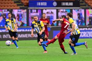 Inter-Roma 3-1, si fanno valere i campioni d'Italia