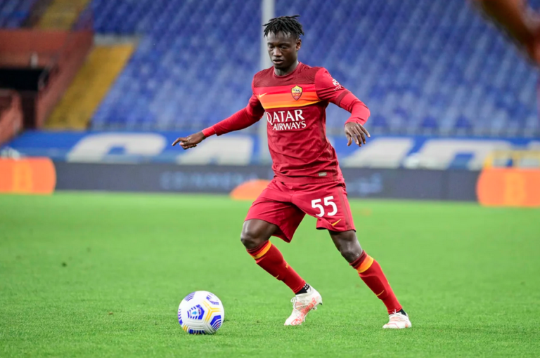 Ebrima Darboe AS Roma