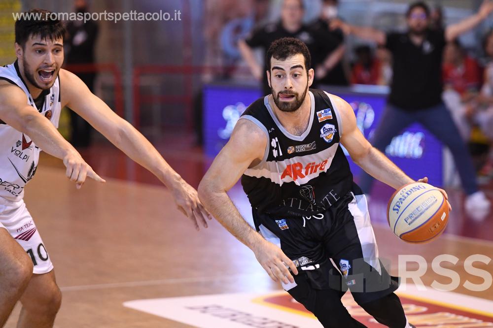EuroBasket Roma - Tortona - Gara 4