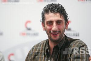 Pietro Castellitto incontra il pubblico al Cine Village Talenti