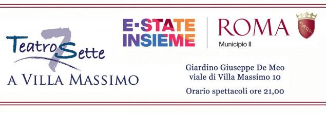Teatro 7 - Villa Massimo
