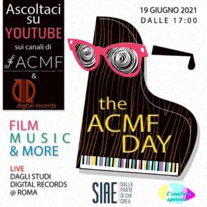 The ACMF Day – Associazione Compositori Musiche per Film