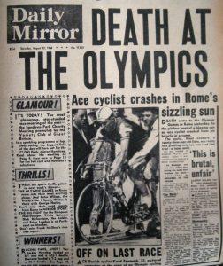 La notizia sul Daily Mirror