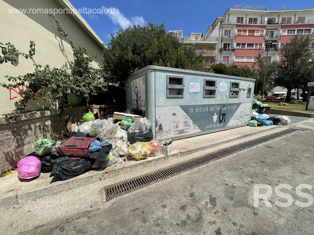 Punti raccolta rifiuti Anzio