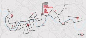 Definito il percorso per la prossima Maratona di Roma