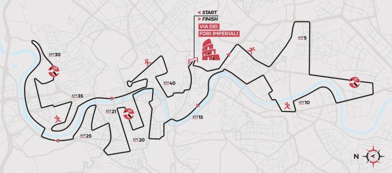 Percorso Maratona 2021