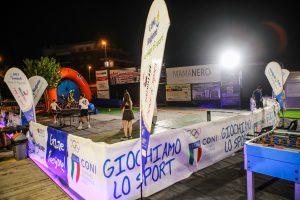 Dal 16 luglio, il Villaggio dello Sport del Coni Lazio al CineVillage Talenti