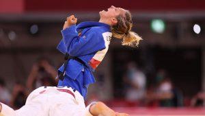 Ed è medaglia di bronzo olimpica per Odette Giuffrida