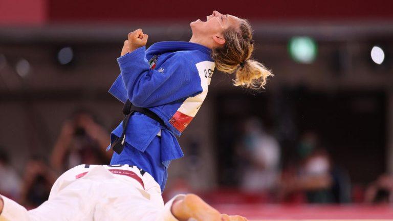 Medaglia di bronzo per Odette Giuffrida