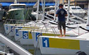 A Santa Marinella, il Campionato italiano di vela per club