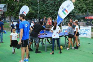 """Venerdì 23 luglio, inaugurazione del """"Villaggio dello sport Coni Lazio"""" al CineVillage Talenti"""