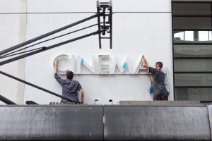 Dopo 6 anni riapre il nuovo Cinema Troisi. Il 21 settembre appuntamento con Titane.
