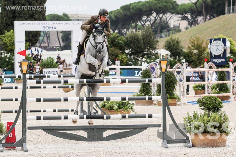 Zorzi equitazione longines global champions