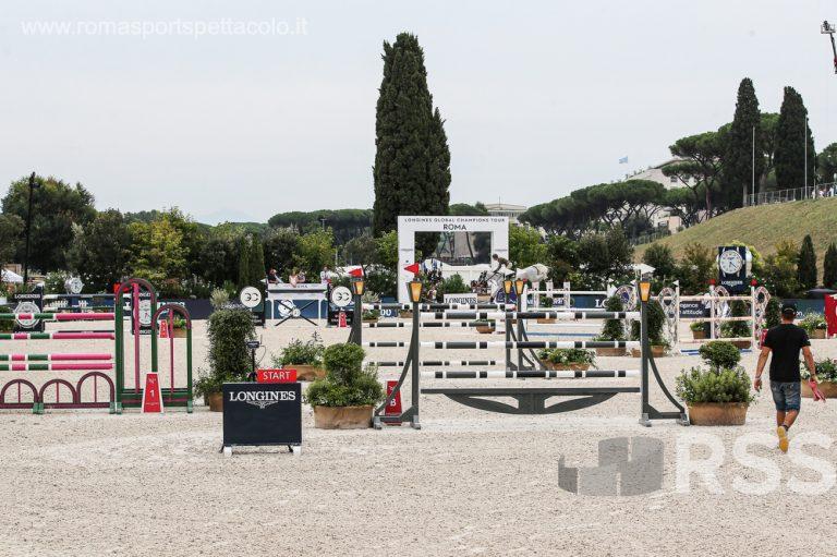 Longines Global Champion Tour Roma 2021
