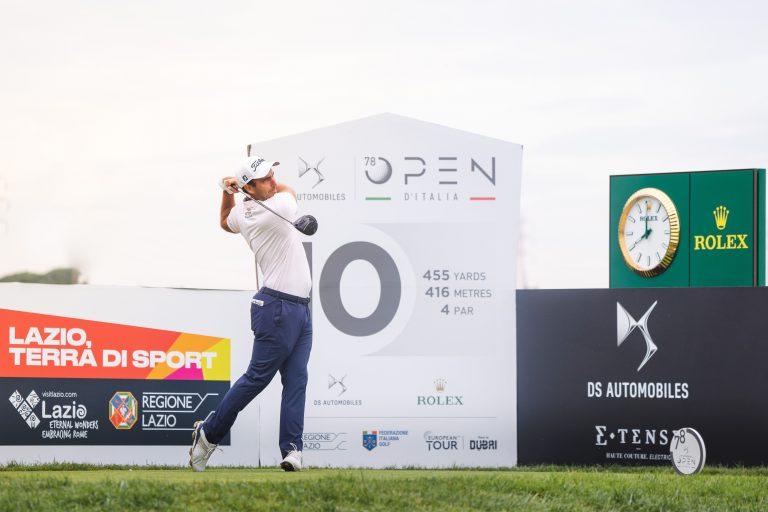 Golf - Edoardo Molinari - Ufficio Stampa