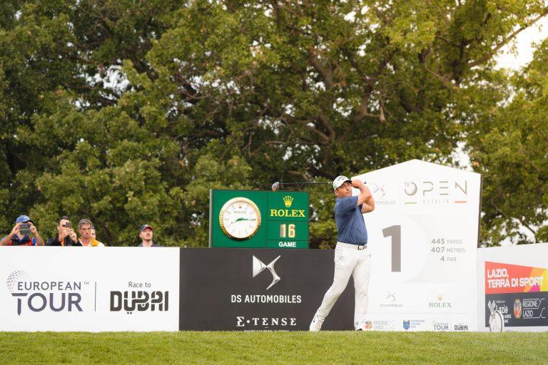 Golf - Francesco Molinari