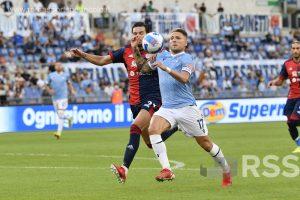 Media Gallery: Lazio-Cagliari 2-2