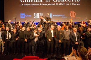 L'ACMF si presenta alla 78a Mostra del Cinema a Venezia
