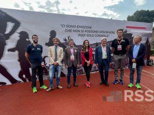 Inaugurato il Village della Maratona di Roma allo stadio Nando Martellini