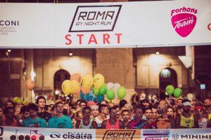 ROME21K: il 7 novembre la mezza maratona di Roma