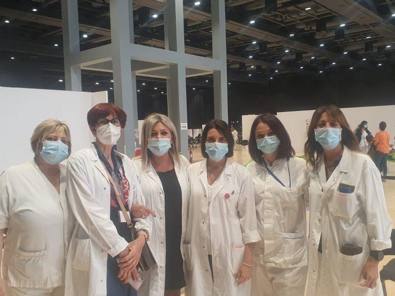 Nuvola - equipe donna