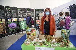 """Al Maker Faire2021,  recycling heroes """"Il mattone biologico"""""""